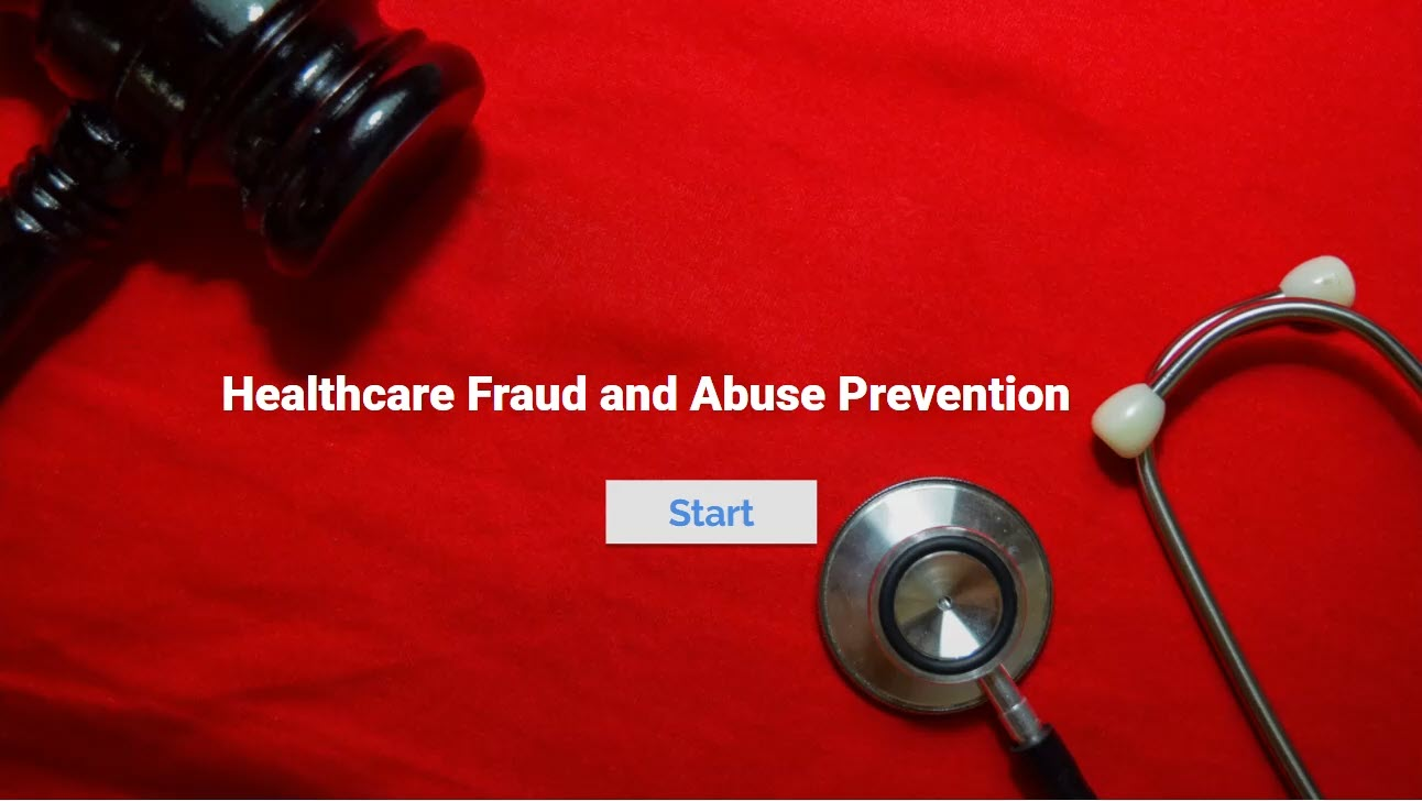 Healthcare Fraud and Abuse Prevention