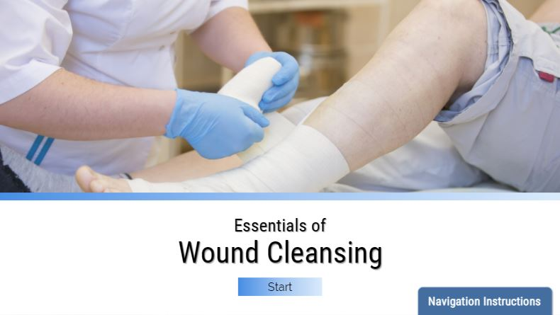 Essentials of Wound Cleansing