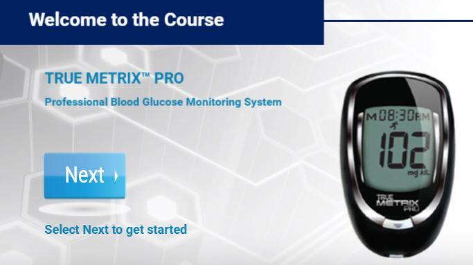 TRUE METRIX™ PRO  Professional Blood Glucose Monitoring System
