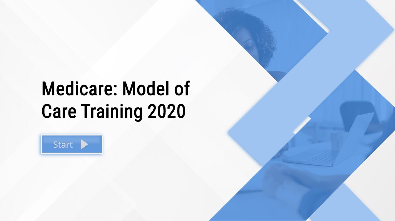 Model  of Care  Training 2019