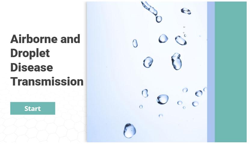 Airborne & Droplet Disease Transmission