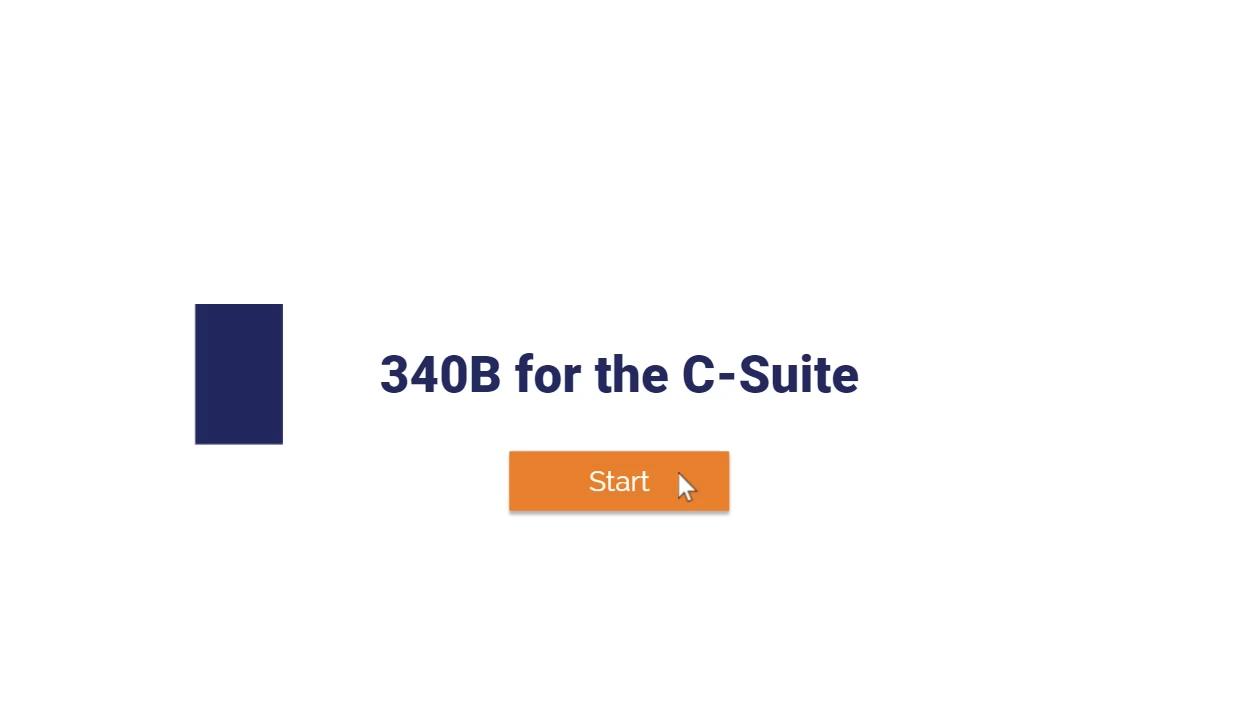 Apexus: 340B for the C-Suite