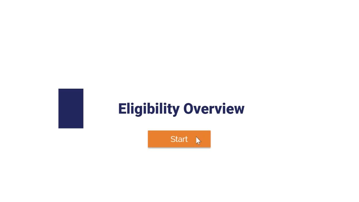Apexus: Eligibility Overview