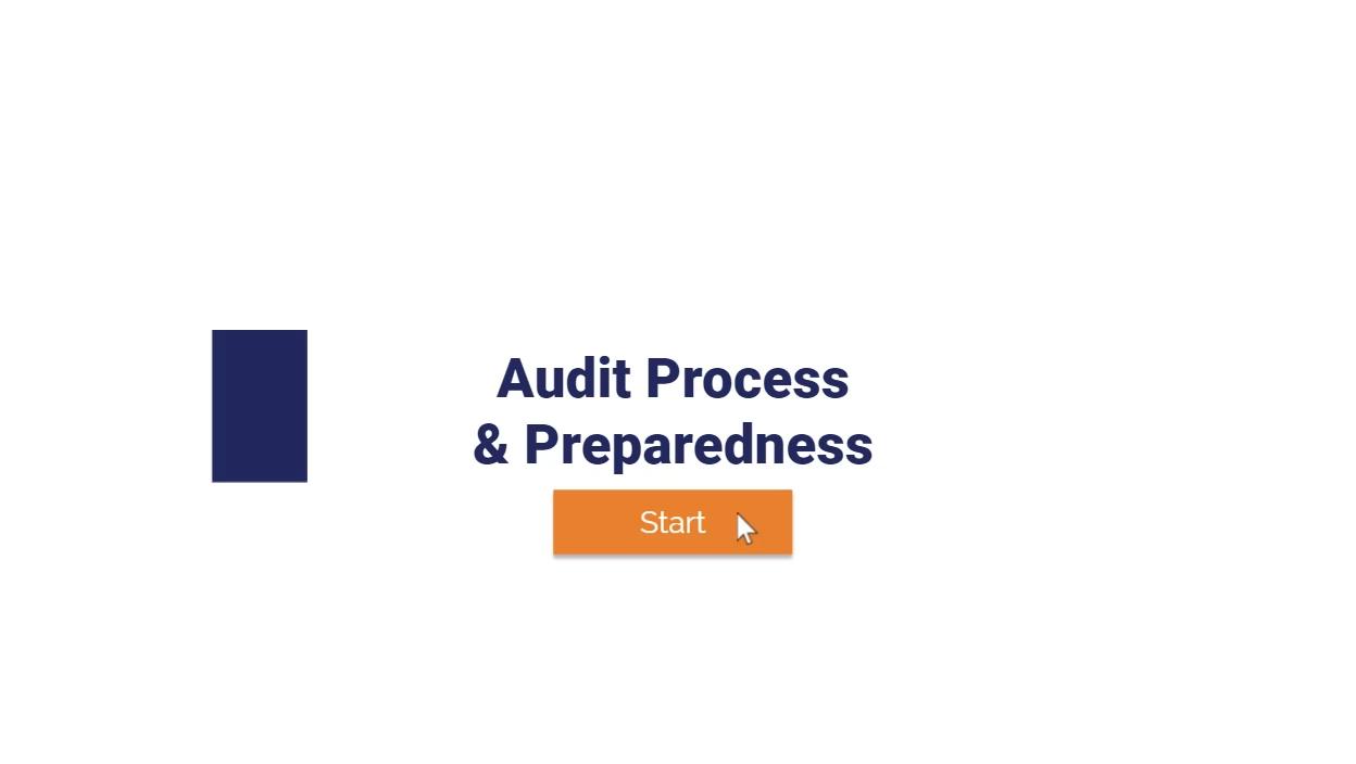 Apexus: Audit Process & Preparedness