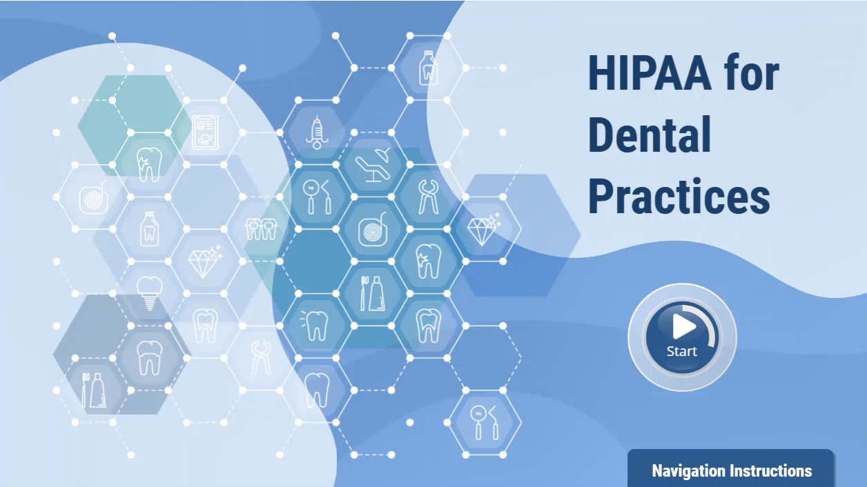 HIPAA for Dental Practices