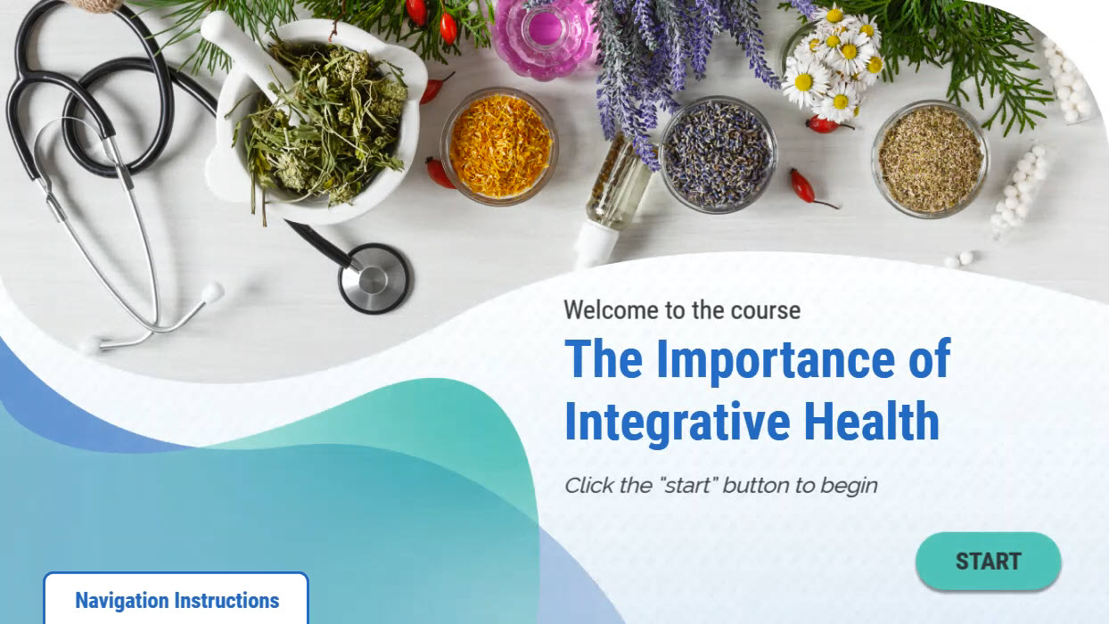 The Importance of Integrative Health