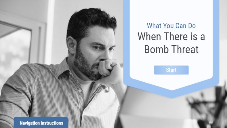 What You Can Do When There is a Bomb Threat