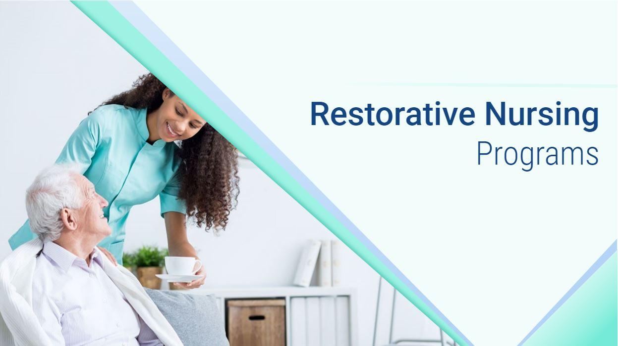 Restorative Nursing Programs