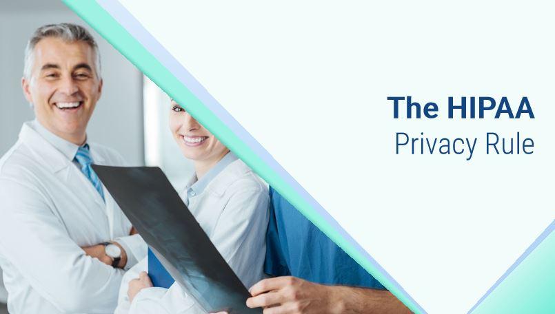The HIPAA Privacy Rule