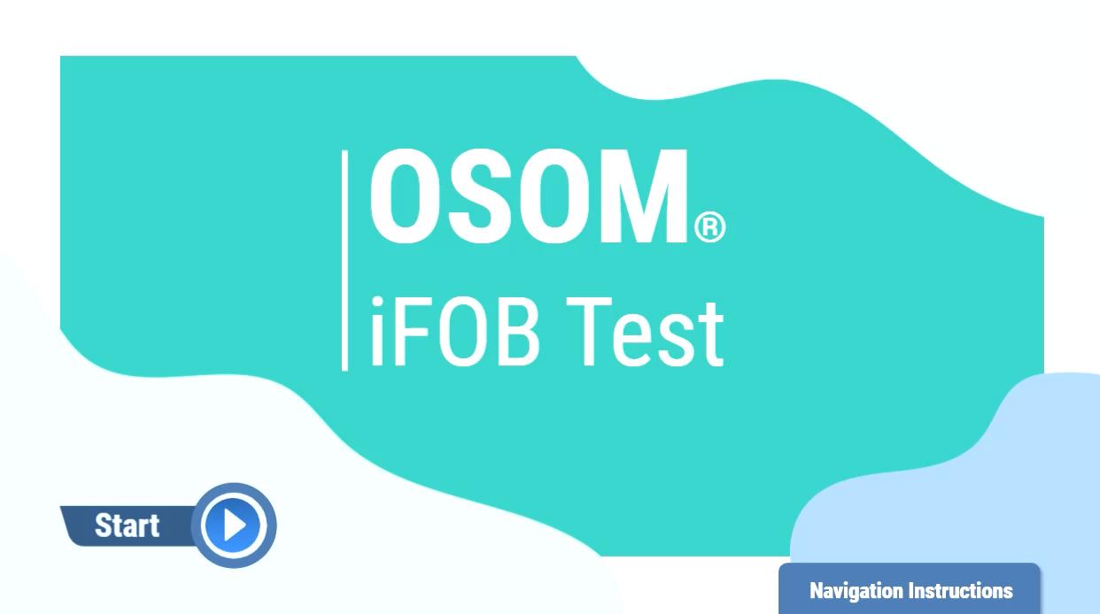 OSOM® IFOB Test