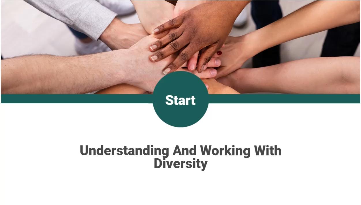 Understanding & Working with Diversity