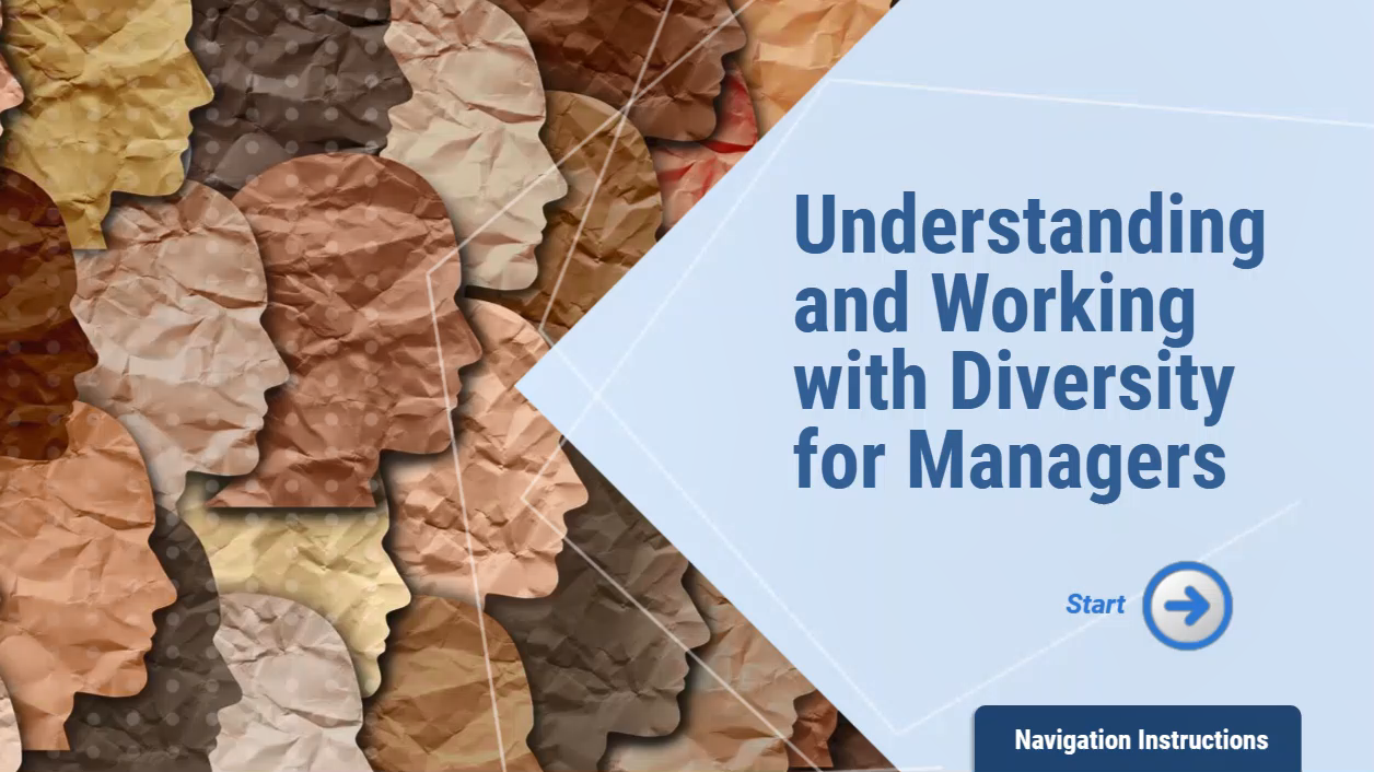 Understanding and Working with Diversity for Managers